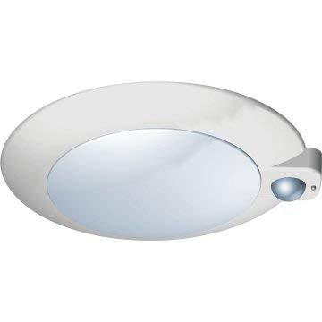 Liteco-FD384-LE900W-WFM Liteco White Closet Ceiling Fixture Compatible Area Motion Sensor by Liteco