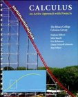 Calculus : An Active Approach with Projects, Hilbert, Steve and Maceli, John, 0471003166