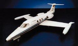 Gates Lear Jet 1-48 Testors