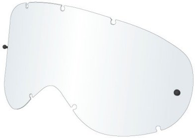 Dragon Alliance Vendetta All Weather Clear Thermal Lens - One Size
