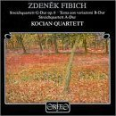 String Quartets in G, A / Theme & Variation in B-Fl by Z. - B Qv