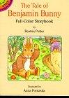 The Tale of Benjamin Bunny, Beatrix Potter and Anna Pomaska, 0486285383