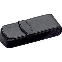 - Diplomat Double Pen Pouch Black