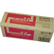 Kyocera TK-592M Magenta Toner for Use In FSC2026MFP FSC2126MFP 5,000 Page Yield, Office Central