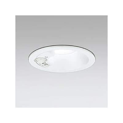 LEDダウンライト SB形 φ100 白熱灯60W形 拡散配光 非調光 人感センサ付 マットホワイト 電球色形 2700K B07S3ZYL89