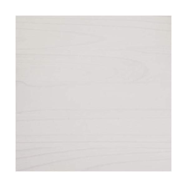 IDIMEX Buffet Rural Commode bahut vaisselier en pin Massif Blanc avec 3 tiroirs et 3 Portes, Meuble de Rangement Style…
