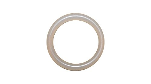70 Durometer Hardness ORSIL132 Number 132 Standard Silicone O-Ring 1-3//4 ID Sterling Seal and Supply 1-15//16 OD 1-3//4 ID 1-15//16 OD Sur-Seal Inc. Excellent Resistance to Oxygen STCC Ozone and Sunlight Vinyl Methyl Silicone