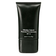 Cream Mineral Powder Foundation (Mineral Liquid Powder Foundation ~Vanilla Cream~ 1 fl oz by Beauty Basics)