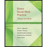 Bundle: Direct Social Work Practice: Theory and Skills, 8th + DVD : Direct Social Work Practice: Theory and Skills, 8th + DVD, Hepworth and Hepworth, Dean H., 0538762772
