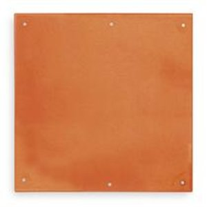 Insulating Blanket, Orange, 3 Ft x 3 Ft