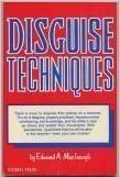 Disguise Techniques by Edmond A. MacInaugh (1988-08-30)