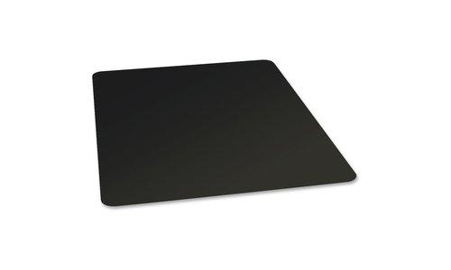 Lorell Bio-Based Desk Pad, 20-Inch by 36-Inch, Black
