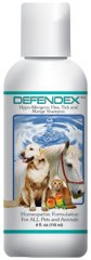 Defendex All-Natural Flea, Tick, and Mange Shampoo for Dogs and Cats. Homeopathic Pet Shampoo Naturally Washes Away Flea, Tick, Mange and Scabies Infestations. Addresses All Stages of Life Cycle Including Eggs. 3 Bottles – Direct from Manufacturer., My Pet Supplies