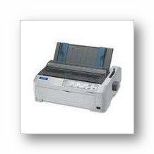 Epson Fx-890N Dot Matrix Printer Fast Ethernet