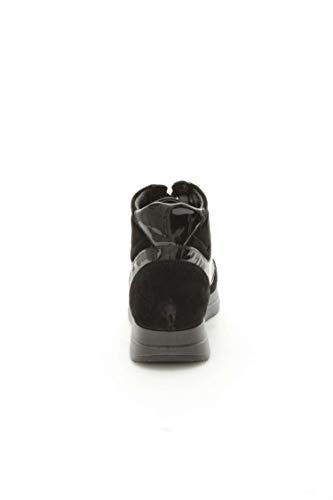 Sneakers amp;Co IGI 4794000 Black Women OFEnUxqw