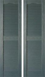 窓飾りシャッター ミッドナイトグリーン 長さ991mm COL1239 122 B006Q84L64 15196