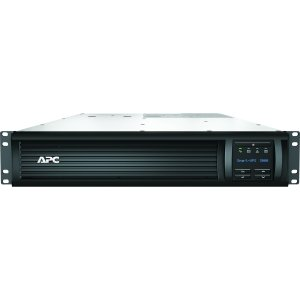 APC SMT3000RMI2U Smart-UPS 3000 LCD - UPS ( rack-mountable ) - AC 220/230/240 V - 2.7 kW - 3000 VA - RS-232  USB - output connectors: 9 - 2U