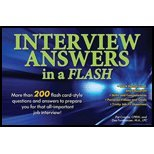 Interview Answers in a Flash (2nd, 11) by CPRW, Pat Criscito - Funkhouser, Dee [Paperback (2011)]