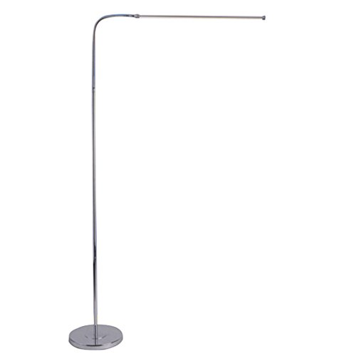 WB_L Floor Lamps Modern 9W 12W 15W LED Floor Lamp Remote Adjustable Light Stent Lamp Living Room Piano Reading Standard Lighting (Edition : Switch, Wattage : 9w)