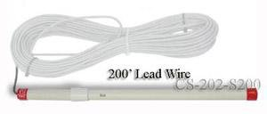 GateCrafters Outdoor Buried Driveway Exit Sensor - 200' Lead Wire (CS-200-S200) ()