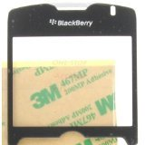 Black CDMA RIM Blackberry Curve 8330 OEM Original Lens LCD Screen