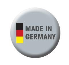 Einheitsgr/ö/ße Glass 120 ml Boy Saugloch M-mittlerer Trinkfluss NIP Weithalsflasche mit Anti-Kolik Sauger: Baby Trinkflasche mit ACTIFLEX- System BPA-Frei Made in Germany