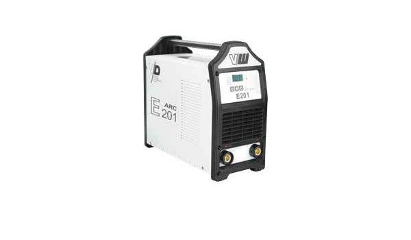 VECTOR - Soldador digital profesional DC E201 Inverter ARC MMA STICK electrodo E-Hand 230 V: Amazon.es: Bricolaje y herramientas