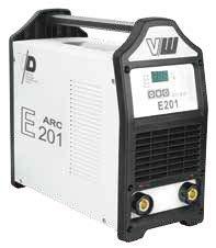VECTOR - Soldador digital profesional DC E201 Inverter ARC MMA STICK electrodo E-Hand 230