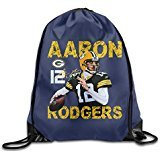 Price comparison product image AK79 Personalized Aaron Packers Rodgers Travelling Bag White
