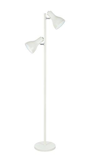 Tree Design Floor Lamps (Aspen Creative 45012-1, 2-Light Adjustable Tree Floor Lamp, Modern Design 63