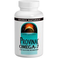 Provinal Omega-7, 30 Softgel by Source Naturals (Pack of 3)