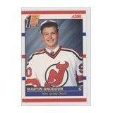 Score New Jersey Devils Martin Brodeur 90-91 Rookie Card