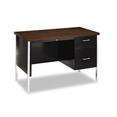 HON34002RZP - HON 34000 Series Right Pedestal Desk (Right Pedestal 34000 Series)