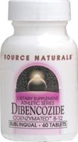 Source Naturals Athletic Series Dibencozide Coenzymated B-12 -- 60 Sublingual Tablets - 2PC by Source Naturals