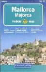 Mallorca 1 : 75 000. Holiday Map. Wander-, Radtouren-, Freizeit- und Strassenkarte (Kümmerly+Frey Holiday Map)