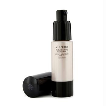 Shiseido Day Foundation - Shiseido Radiant Lifting Foundation SPF 15 - # I00 Very Light Ivory 30ml/1.2oz
