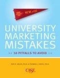 Read Online University Marketing Mistakes: 50 Pitfalls to Avoid pdf