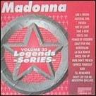 Madonna Karaoke - Madonna Karaoke Disc - Legends Series CDG