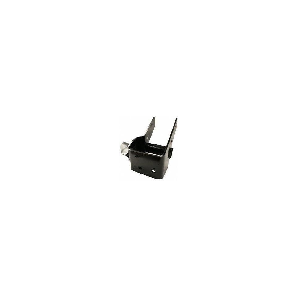 03 05 CHEVY CHEVROLET SILVERADO PICKUP FRONT BUMPER BRACKET LH (DRIVER SIDE) TRUCK, Base/LS/LT/SS Model, 2500 Series (2003 03 2004 04 2005 05) C013118 12335639
