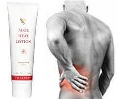 - Aloe Heat Lotion