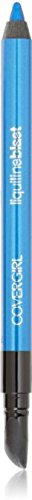 CoverGirl Liquiline Blast Eyeliner, Blue Boom [450], .033 oz (Pack of 3)