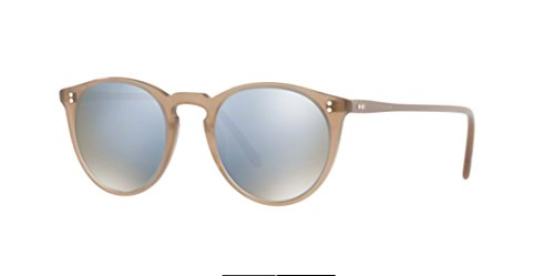 New Oliver Peoples OV 5183 SM THE ROW O'MALLEY NYC 1609Y5 Taupe Brown - Row Round The Sunglasses