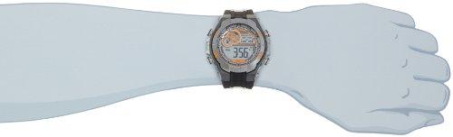 Armitron Sport Men's 40/8188 Digital Chronograph Resin Strap Watch