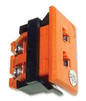 Sff Socket - LABFACILITY IM-R/S-FF SOCKET, R/S, IEC, MINI, FASCIA (10 pieces)