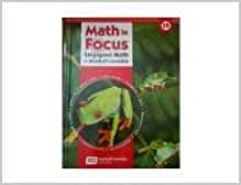 Math in Focus: The Singapore Approach, Level 2B, Grade 1-5