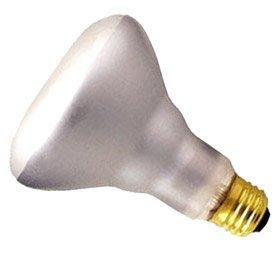 Litetronics L-801 - 50 Watt Light Bulb - BR30 - Frost - Spot - 9,000 Life Hours - 320 Lumens - 120 Volt