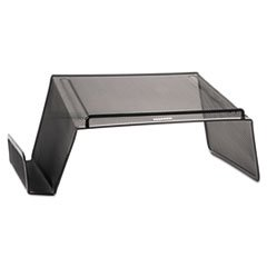 Rolodex 22151 Mesh Telephone Desk Stand 10 x 11 1/4 x 5 1/4 Black by Eldon