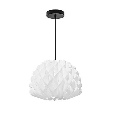 BAJIAN-LI Modern luxury A-13P DIY Kit Chandelier PP Pendant Lampshade Suspension Chandelier Light Cable and Lamp Base #16 by BAJIAN-LI (Image #1)