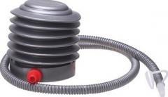 Mini inflador/sgonfiatore de pie para inflables: protectores de ...