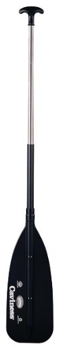 Caviness 400 Series 4-1/2-Foot Synthetic Paddle, Black Finish